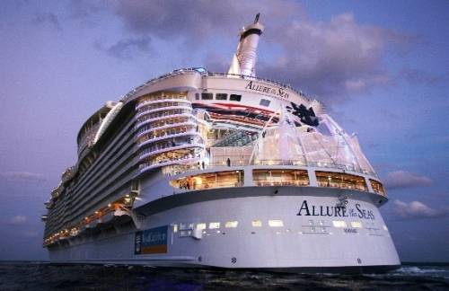 Allure Of The Seas Ile Doğu Karayipler 9 Gece 10 Gün