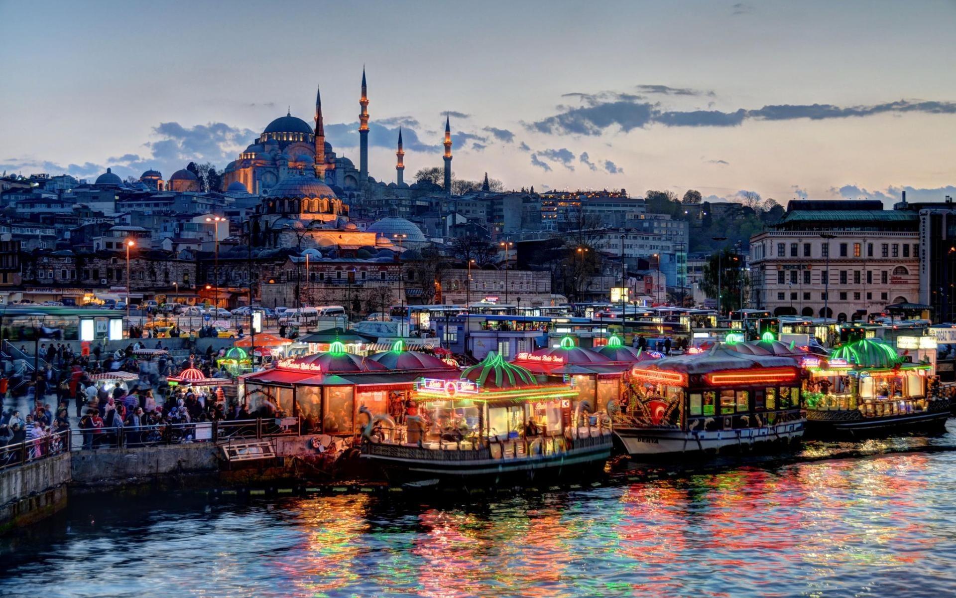 İstanbul Saraylar Turu